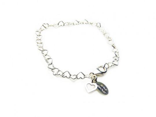 anke decker Armband Infinity Love