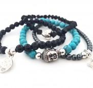 anke decker Armband Perlen