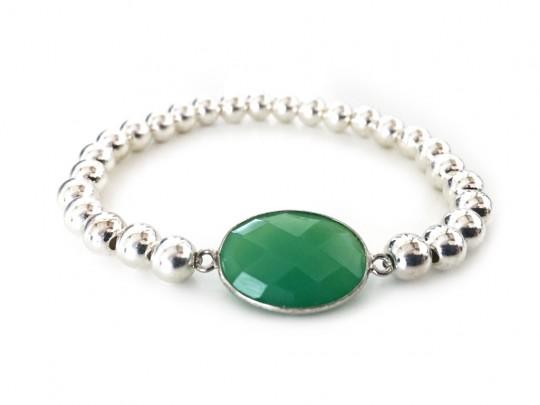 anke decker Silberarmband