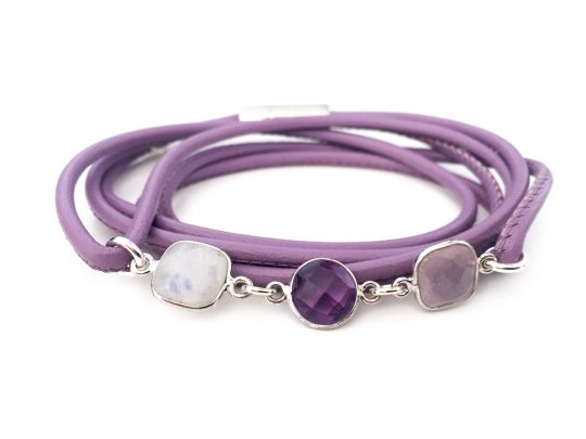 anke decker Armband Violet