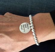 anke decker_Armband silver coin1
