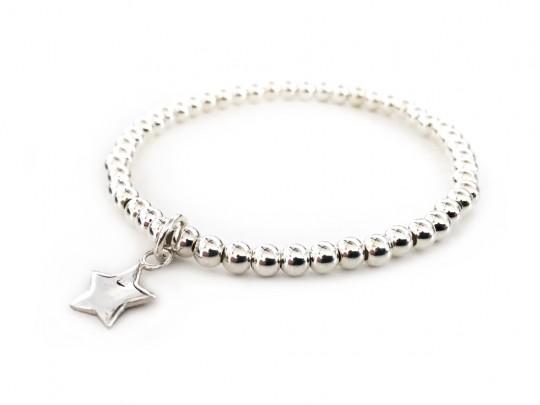 anke decker Armband 925er Silber mit Stern