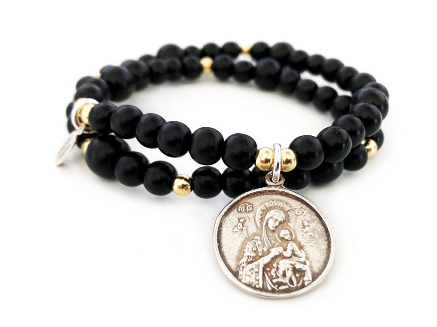 Münzschmuck Armband mit Münze